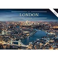 London A5 Calendar 2021 (A5 Regional)