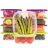 Recipientes Plastico para Alimentos Almacenaje Cocina...