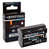 PATONA Platinum Bateria NP-W235 2250mAh Compatible con Fuji Fujifilm X-T4, de Calidad Probada y fiable