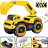 COOLJOY Juguete de Excavadora, Excavadora Camión, Camión del Juguete del...