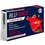 BluForce® 30 Compresse 1000 Mg Aumento Potenza Integratori Prodotti Per Massima Durata | Azione Potente Naturale Testosterone Plus Pillole Originali Forti Integratore Energizzante
