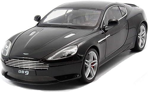 GXL- Legierung Druckguss Replik Spielzeugautoform Ma ab Auto Spielzeug Aston Martin Sportwagen Modell (Farbe   Schwarz