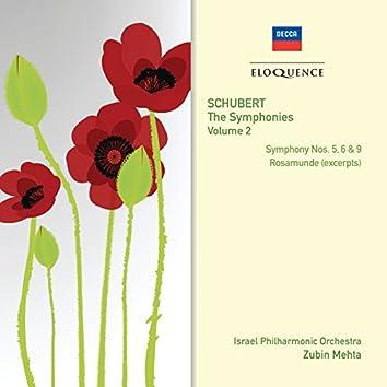 Schubert: The Symphonies Vol.2
