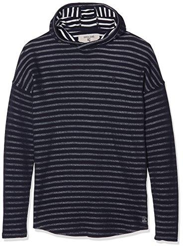 Garcia Kids Jungen G73408 Sweatshirt, Blau (Dark Moon 292), 164 (Herstellergröße: 164/170)