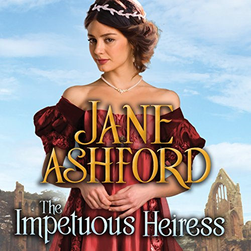 The Impetuous Heiress audiobook cover art