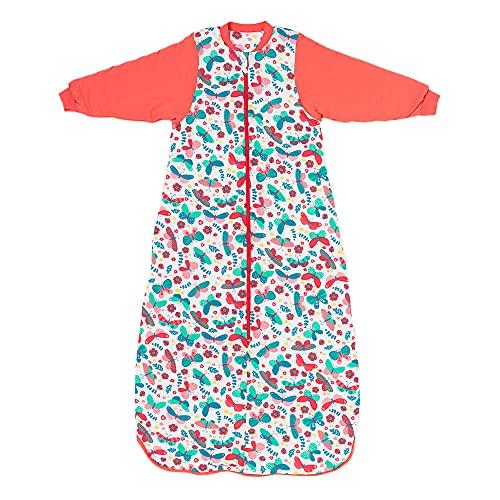 Schlummersack Saco de dormir infantil para bebé durante todo el año, 130 cm, diseño de...