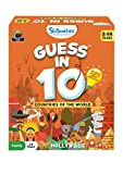 EXCITING CARD GAME OF QUESTIONS - Ask up to 10 questions to guess the country on the Game Card! Think hard, ask smart questions, use your clue cards wisely & be the first player to win 7 Game Cards! ABOUT THE GAME - Learn fun facts about 50 Countries...