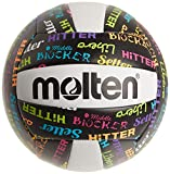 Molten MS500-80S Recreational Volleyball, S, Official Size & Weight