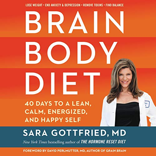Brain Body Diet audiobook cover art