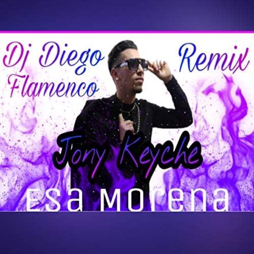 DJ Diego Flamenco & Jony Keyche