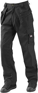 Lee Cooper LCPNT216_BLKA1_30 Holster Pocket Cargo Trouser