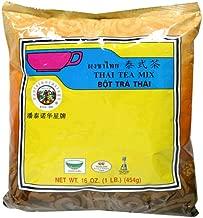 Pantainorasingh Thai Tea Mix, 16-Ounce Bag (Pack of 5)