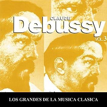 Los Grandes de la Musica Clasica - Claude Debussy Vol.  3