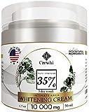 Brightening Skin Cream for Sensitive Areas Dark Spot Corrector - Dark Spot removal for Men and Women - Bright Gel for...