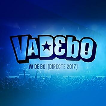 Va De Bo! (Directe 2017)