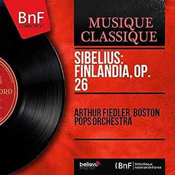 Sibelius: Finlandia, Op. 26 (Mono Version)