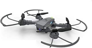 Jettime Mini RC Helicopter Drone 2-Speed Control Quadcopter Good Choice for Drone Training (Black)