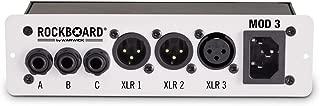 Warwick RockBoard MOD 3 All-in-one Patchbay - XLR & TRS for Vocalists