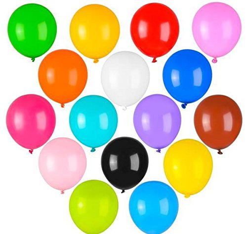 Best Buy! DollarItemDirect 9 inches Dart Ballons, Case of 25