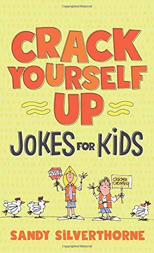 Kids Joke book is a fun Easter basket stuffer for a boy