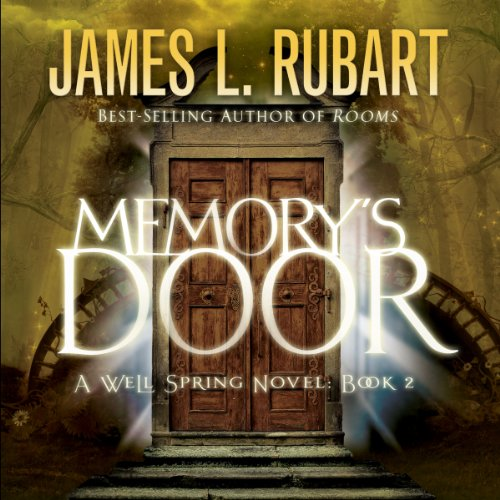 Memory's Door audiobook cover art