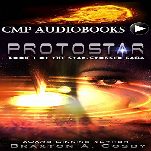 Protostar audiobook cover art