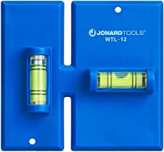 Jonard Tools WTL-12, Wall Box Template and Level for Old Work Electrical Boxes