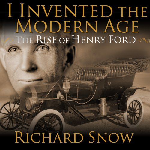 I Invented the Modern Age audiobook cover art