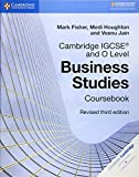 Cambridge IGCSE and O level business studies. Coursebook. Per il triennio delle Scuole superiori. Con espansione online. Con CD-ROM (Cambridge International IGCSE)