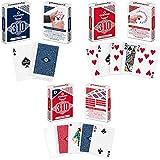 Copag 310 Card Magic Bundle - 3 Gimmick and Gaff Decks for Magicians and Cardistry - Gaff, Stripper, Svengali Trick Playing Card Decks