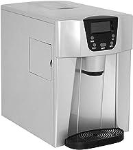 Machine à glaçons Multifonction intelligent machine à glaçons avec Ecran Lcd, Ice Cube distributeur, distributeur d'eau fr...
