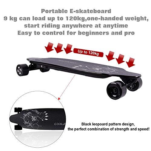 E-Skateboard COLORWAY HB10 Bild 4*