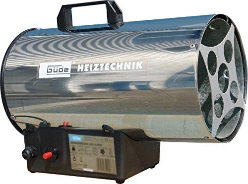 Güde 85004 GGH10 - Generador de aire caliente a gas (10 kW)