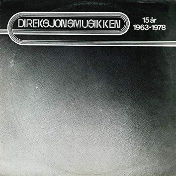 15 År 1963 - 1978