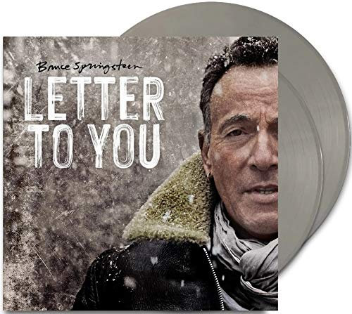 Letter to You (Int'l Color Variant Gray Lp) (Indie Exclusive) [Vinilo]