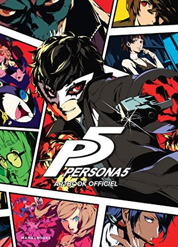 Persona 5 Artbook officiel (Seinen/Persona 5)