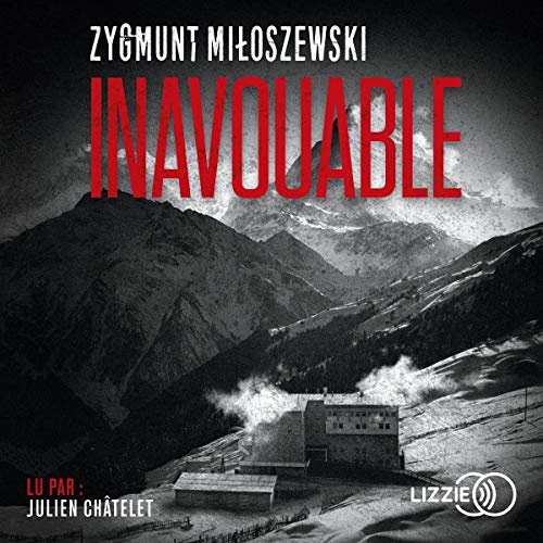 Inavouable cover art