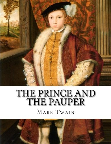 The Prince and the Pauper 1974282457 Book Cover