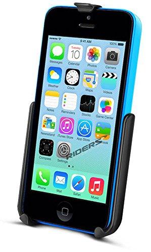 RAM Mount RAM-HOL-AP16U - Soporte (Teléfono móvil/Smartphone, Soporte pasivo, Negro, De plástico, iPhone 5c, 45,3 g)