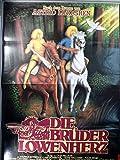 Die Brüder Löwenherz - Astrid Lindgren - Filmposter A1