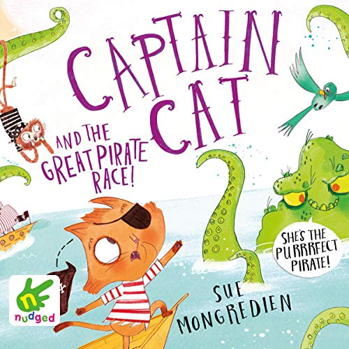 Captain Cat and the Great Pirate Race cover art