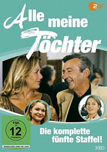 Alle meine Töchter - Staffel 5 (3 DVDs)