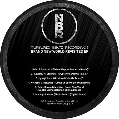 Brand New World (Subtle Element Remix) (Bonus Track)