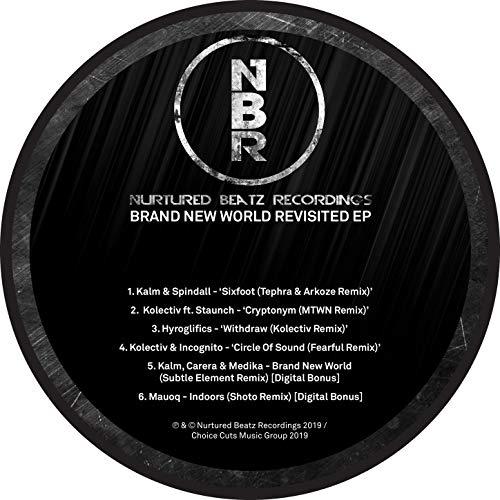 Brand New World (Subtle Element Remix) (Bonus Track)