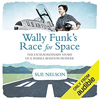 Wally Funk's Race for Space cover art