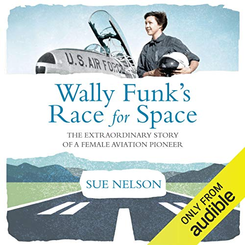 Couverture de Wally Funk's Race for Space