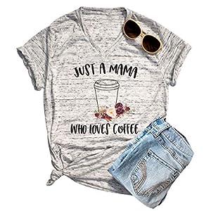 Women's Print T-Shirt Casual Short Sleeve Tops