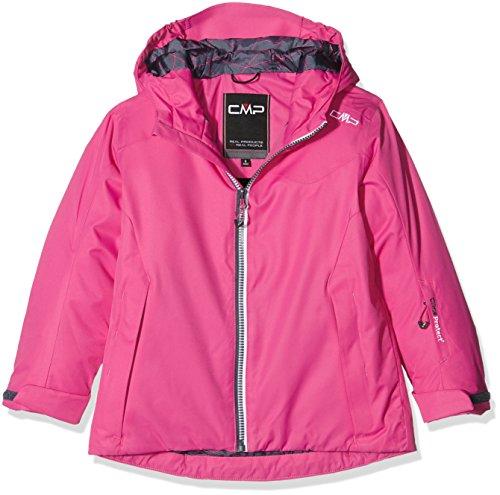 CMP Mädchen Skijacke, Hot Pink, 164