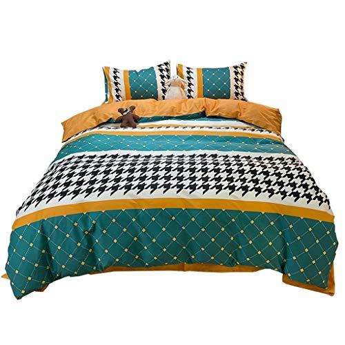 DYXYH Bettwäsche-Bett-Bettwäsche Bettwäsche Bettwäsche Bettwäsche-Bettwäsche-Bettwäsche-Bett-Bett-Bett-Bett-Bett-Set Home Textile (Size : 1.2M)