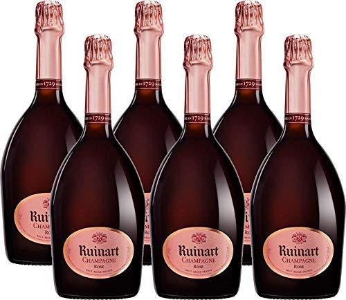 Champagne Ruinart Rosé Brut, 6x 0,75 L